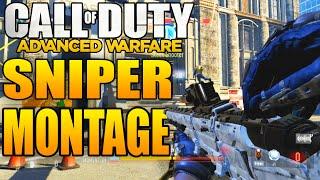 #FAZE1 Call of Duty: Advanced Warfare Sniper Montage - SoaR Super