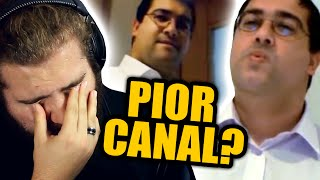 O PIOR CANAL DO YOUTUBE