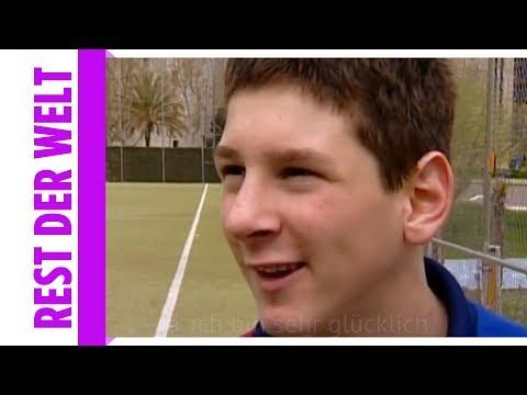 Messis geilsten Jugend-Tore und Dribblings