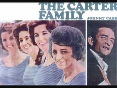 Banks Of The Ohio- Carter Family with Johnny Cash