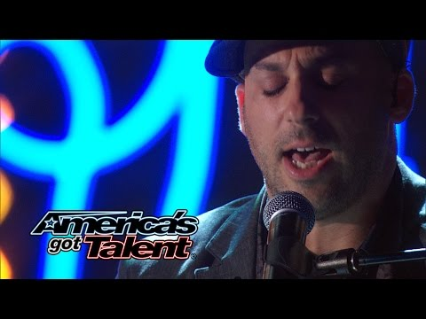 "Jonah Smith: Soulful Cover of Sam Smith's ""Stay With Me"" - America's Got Talent 2014"