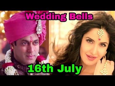 Finally!!! Salman khan and Katrina Kaif to marry on 16th July  most wonderful news... 💝 💝