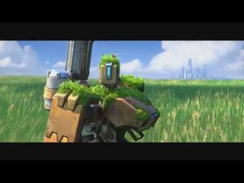 """Overwatch Full Animated Movie - Includes """"The Last Bastion"""" - All Animated Shorts HD"""