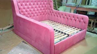 Детская кровать для девочки(, 2015-09-25T14:04:07.000Z)