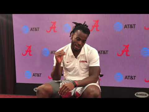 How ex-No. 1 RB Najee Harris found patience at Alabama