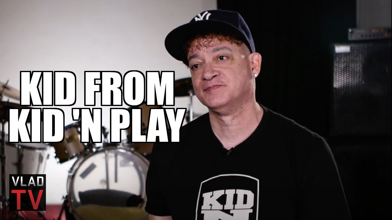 Kid from Kid 'n Play on Martin Lawrence Friendship, Doing 'Martin' Theme Song (Part 8