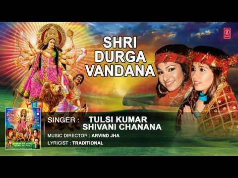 SHRI DURGA VANDANA, DEVI MANTRA BY SHIVANI CHANANA, TULSI KUMAR I AUDIO SONG I ART TRACK