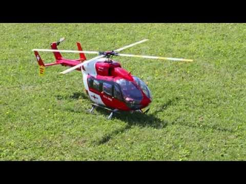 The Making of Eurocopter EC-145 REGA1 HB-ZRD