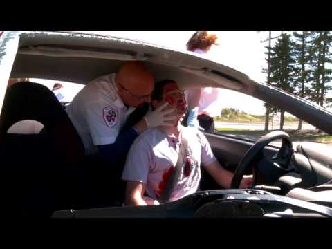 Behind the scenes: Kelvington Mobile Health Services distracted driving video