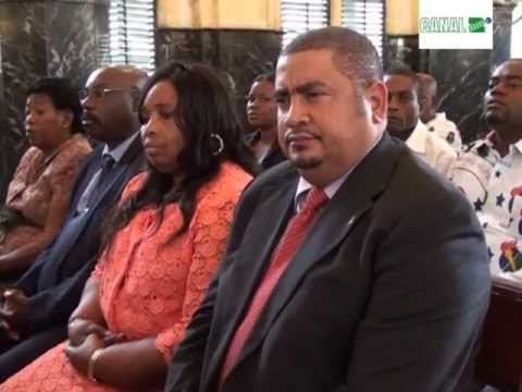 Anniversaire du Vice président Teodoro Nguema Obiang