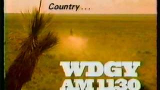 "(www.RadioTapes.com) WDGY-AM - ""Country Music"" TV commercial - 1988 - Minneapolis / St. Paul, MN"