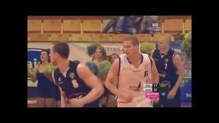 Krzysztof Krajniewski Highlights (Polish Professional Basketball Player)