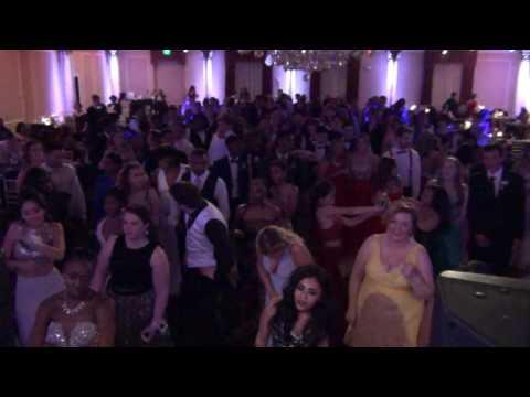 Dancing at Cab Calloway's Prom 2017