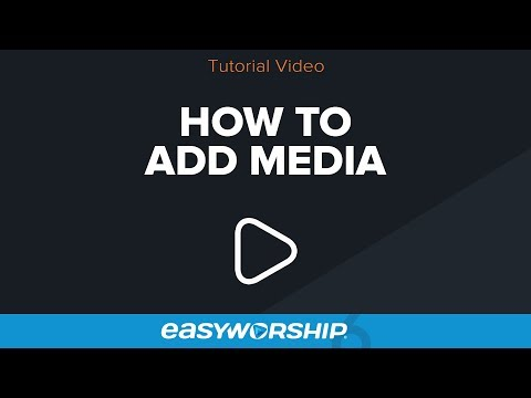 How to Add Media