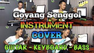 GOYANG SENGGOL INSTRUMENT - COVER GUITAR KEYBOARD BASS