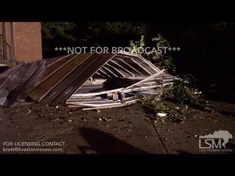 10-07-18 Fairfax, OK - Tornado Damage