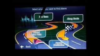 CAR GPS NAVIGATION (iGO-Clarion-HD-SL)