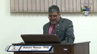 44ª S. Ordinária - Ademir Massa