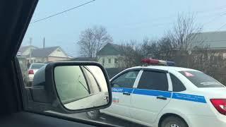 Видео последствий столкновения автомобилей под деревней Большая Еловая