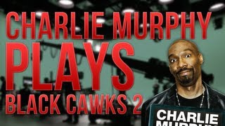 Charlie Murphy Trolls Black Ops 2 (Fake Black Man Trolling) w/ VirtuallyVain