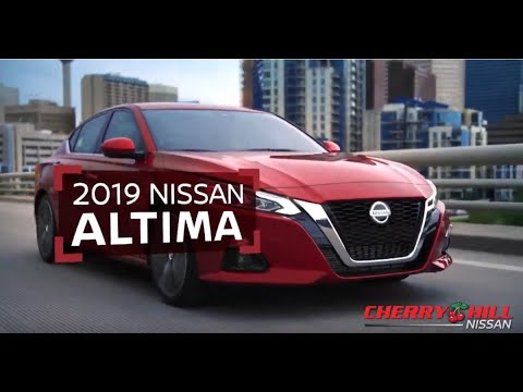 2019 Nissan Altima Review   Cherry Hill Nissan