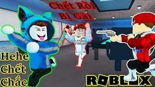 Roblox | Set of 3 Super Marsh set up the killer Down the face | Murder Mystery 2 | Vamy Tran