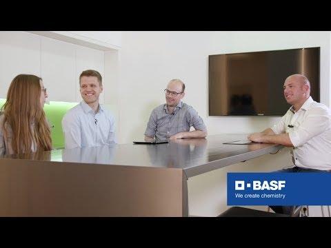 Engineers at BASF