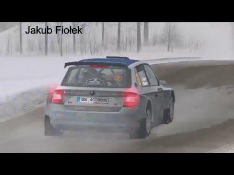 Big jumps - Colin's Crest - WRC Rally Sweden by WirtualneRajdy.pl