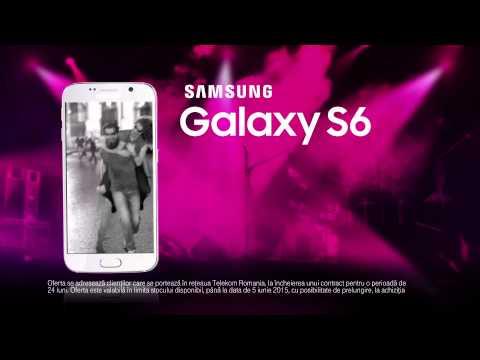 Promotie Samsung Galaxy S6
