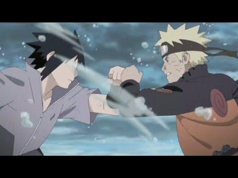 Naruto Vs Sasuke Full Fight English Dub Part 1