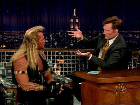 Conan O'Brien 'Duane 'Dog' Chapman 9/8/04