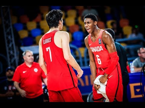 Hero Airport Welcome for World Champion Canada Basketball