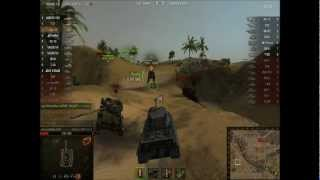 World of Tanks:Epic Platoon win clan L-O-D life or death