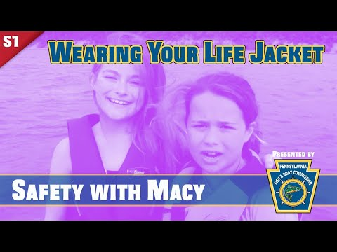 safety-with-macy-#5-|-wearing-your-life-jacket