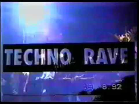 1st TECHNO RAVE MNT, SKOPJE,  18.08.1992
