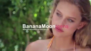 Banana Moon Teens SS16 feat. Chase Carter