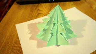 Make An Origami Christmas Tree - Diy Crafts - Guidecentral