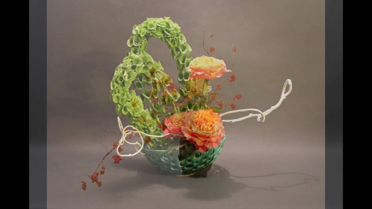 Ikebana Arreglo Florales Los Más Lindos Del Mundo Productora Kikito