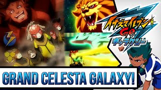 Inazuma Eleven GO Galaxy: Big Bang - #13 - Enfim, Grand Celesta Galaxy!
