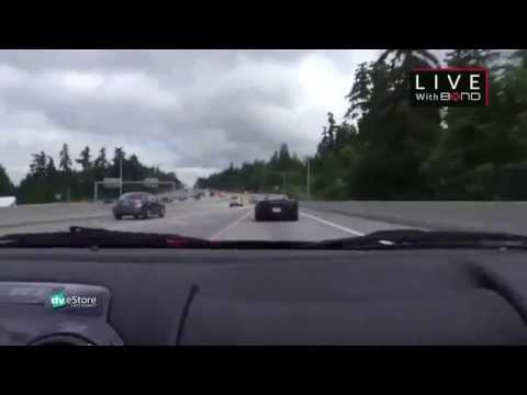 Joyride Broadcasting live with Teradek from a Ferrari 430 Scuderia HD