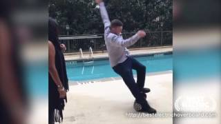 Hoverboard FAIL Compilation Vol. 3 - People Falling Off Hoverboards 2017 Edition!