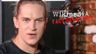 Jason Mewes - Wikipedia: Fact or Fiction?