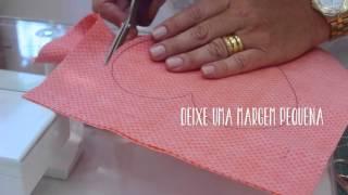 12 dicas para costurar com moldes (Tutorial Patchwork)