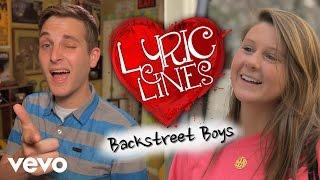 VEVO - Vevo Lyric Lines: Ep. 10 - Backstreet Boys