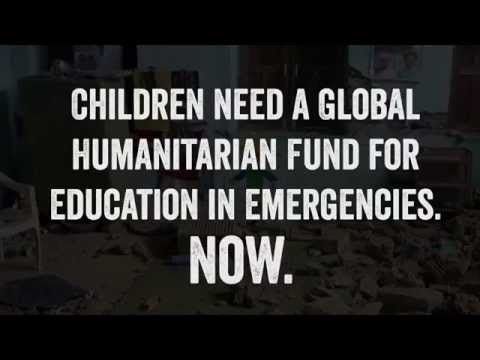Education in emergencies: 1% is not enough on YouTube
