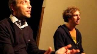 DJ Opossum & Leonard Schmieding über Limitierung im künstlerischen Schaffen