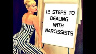 12 Steps to Dealing with Narcissists - Emotional Self Protection and Boundary Setting