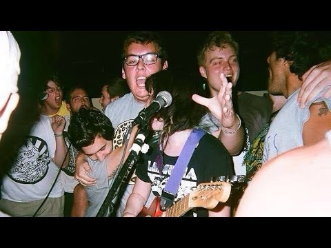 Real Friends, Candy Hearts, Stickup Kid, Modern Baseball, State Champs cover motion city soundtrack