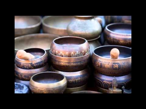 1 Hour Tibetan Singing Bowl Meditation Chakra Healing  | Ton