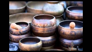 1 Hour Tibetan Singing Bowl Meditation Chakra Healing  | Tone D# | Sacral Chakra